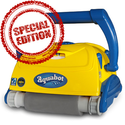 aquabot bravo top especial edition