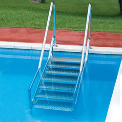 Escalera inox easy acces