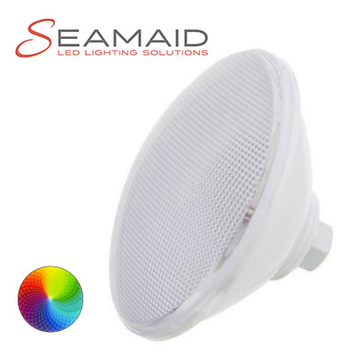 Lampara PAR56 de LED Ecoproof SeaMAID Color