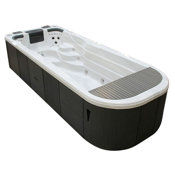 Spa para nadar 2 plazas SWIMSPA AQUATIC 4