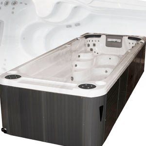 Spa para nadar 2 plazas SWIMSPA AQUATIC 2