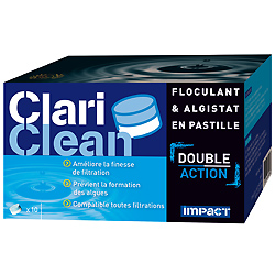 Floculante anti-algas IMPACT CLARI CLEAN