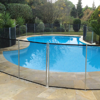 Barrera flexible BEETHOVEN para piscinas