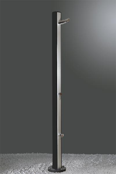 ducha solar. Black Bedroom Furniture Sets. Home Design Ideas